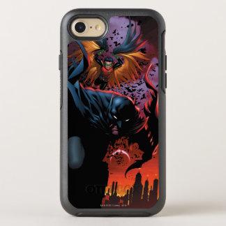 Nieuwe 52 - Batman en Robin #1 OtterBox Symmetry iPhone 8/7 Hoesje