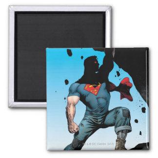 Nieuwe 52 - de Strippagina van de Actie #1 Vierkante Magneet