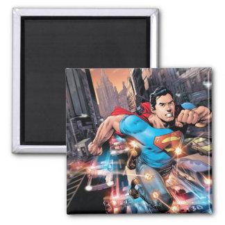 Nieuwe 52 - Superman #1 2 Vierkante Magneet