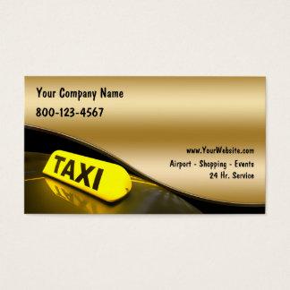 Nieuwe de Visitekaartjes van de taxi