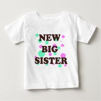Nieuwe grote sis baby t shirts