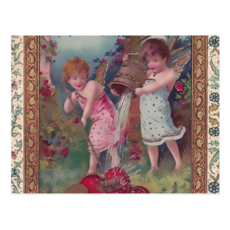 Nieuwe Liefde & Harten Briefkaart