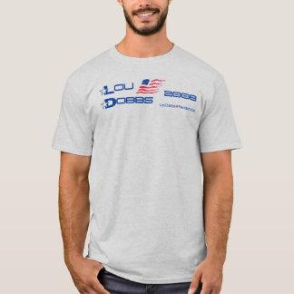 Nieuwe Lou Dobbs 2008 T Shirt