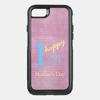 Nieuwe Moeder OtterBox Commuter iPhone 7 Hoesje
