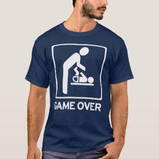 Nieuwe Papa om te zijn = Spel over de T Shirt