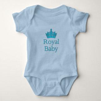 Nieuwe Prins - een koninklijk baby! Romper