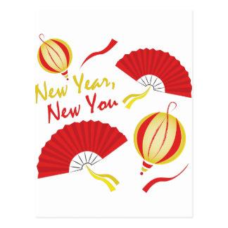 Nieuwjaar Briefkaart