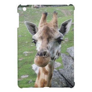 Nieuwsgierige Giraf iPad Mini Cases