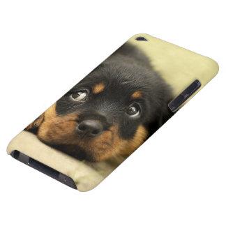 Nieuwsgierige het puppyhond van Rottweiler iPod Touch Hoesje