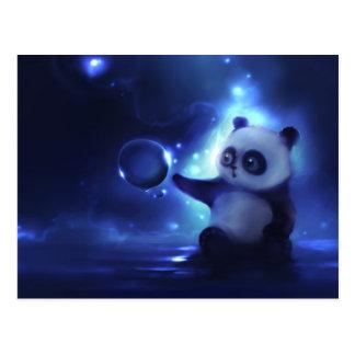 Nieuwsgierige Panda Briefkaart