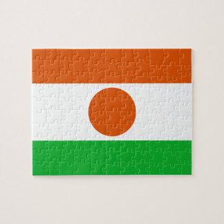 Niger Legpuzzel