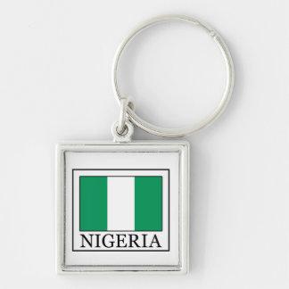 Nigeria keychain sleutelhanger