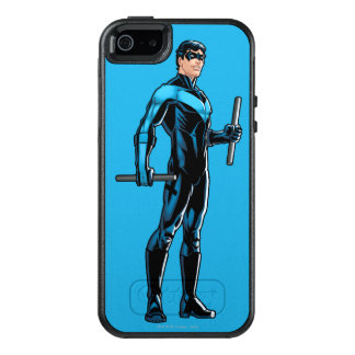 Nightwing ziet net eruit OtterBox iPhone 5/5s/SE hoesje