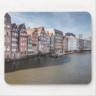 Nikolaifleet, Hamburg, Duitsland Muismat