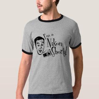 Nikon Shorty T Shirt
