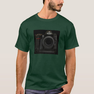 """nikon "" t shirt"