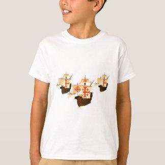 Nina Pinta & Santa Maria T Shirt