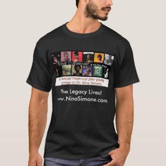 Nina Simone - de Erfenis Liv… T Shirt