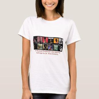 Nina Simone - het Leven van de Erfenis T Shirt