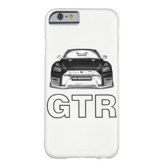 Nissan GTR Barely There iPhone 6 Hoesje