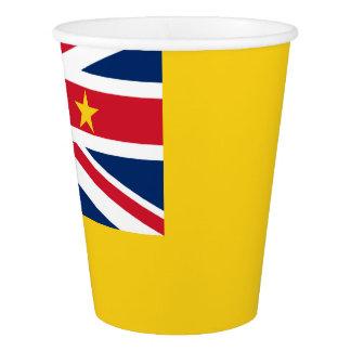 Niuean vlagdocument kop