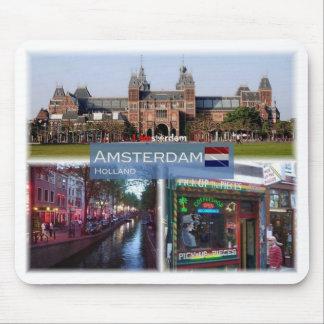 NL Nederland - Amsterdam - Muismat