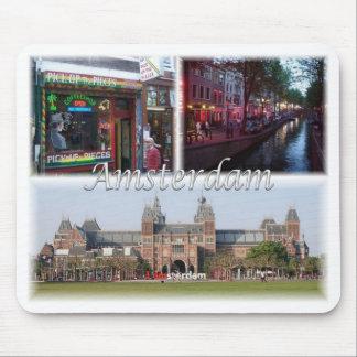 NL Nederland - Oland - Amsterdam - Muismat