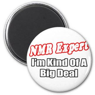 NMR Deskundige… Grote Overeenkomst Magneten