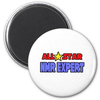 NMR Deskundige van All Star Koelkast Magneetjes