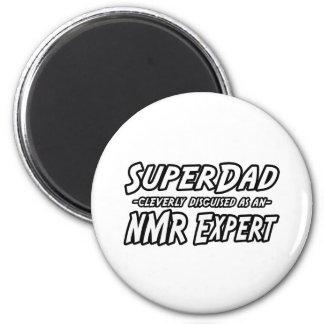 NMR Deskundige van SuperDad… Magneet
