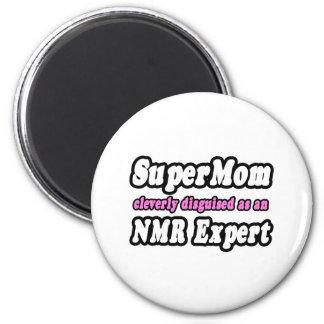 NMR Deskundige van SuperMom… Magneten