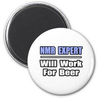 NMR Deskundige zal… voor Bier werken Magneten