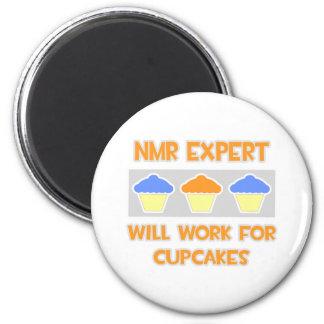NMR Deskundige zal… voor Cupcakes werken Magneten