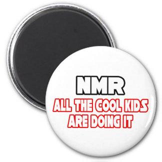 NMR… Koel Kind Koelkast Magneet