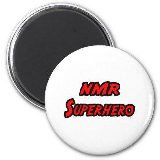 NMR Superhero Magneten