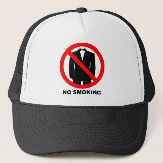 no smoking trucker pet