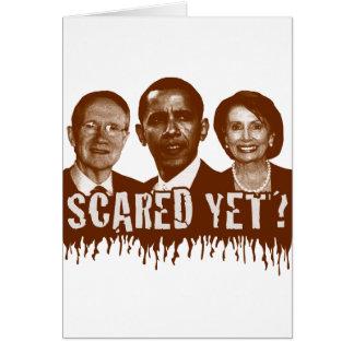Nog doen schrikken? briefkaarten 0