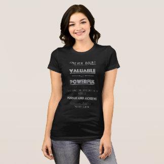 """""""Nooit Twijfel…"""" Overhemd T Shirt"""