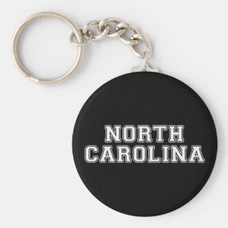 Noord-Carolina Sleutelhanger