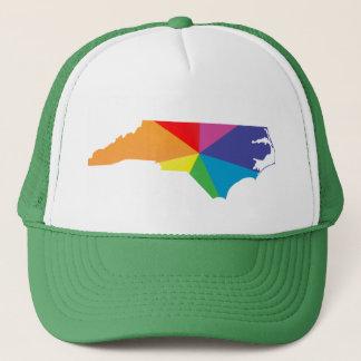 Noord-Carolina trots Trucker Pet