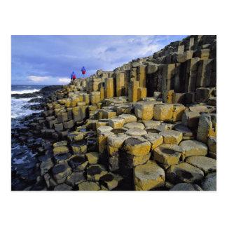 Noord-Ierland, Provincie Antrim, Reus Briefkaart