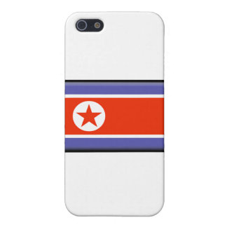 Noord- Korea iPhone 5 Cover