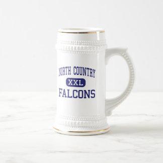 Noord- Land - Hoge Falcons - - Nieuwpoort Vermont Bierpul