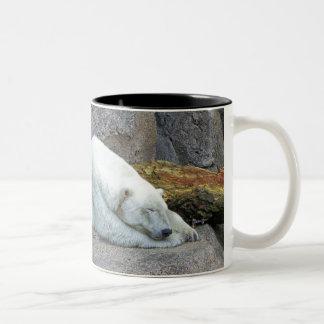 Noordelijke Dromen Tweekleurige Koffiemok