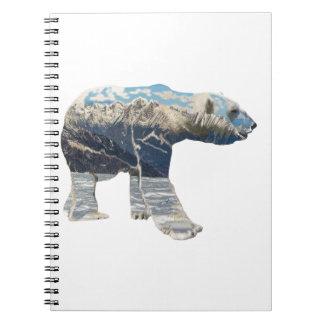Noordpool Ijsbeer Notitieboek