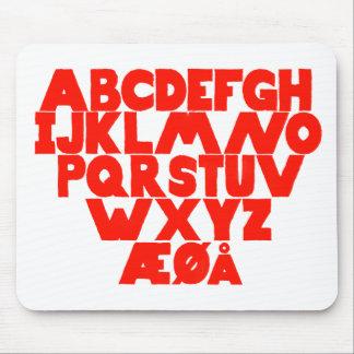 Noors Alfabet Muismat