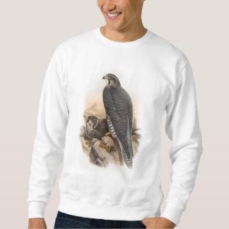 Noorse Valk John Gould Birds van Groot-Brittannië Trui