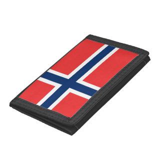 Noorse vlagportefeuilles en beurzen