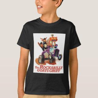 Norse de Geiten van Rockabilly - de Hete Sleeplijn T Shirt