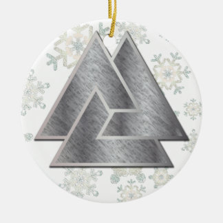 Norse Symbool van Valknut - 3 - Ornament